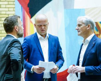 Analyse: Arbeiderpartiet tar styringen