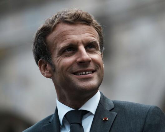 Macron: IS-lederen i Sahel er drept av franske styrker