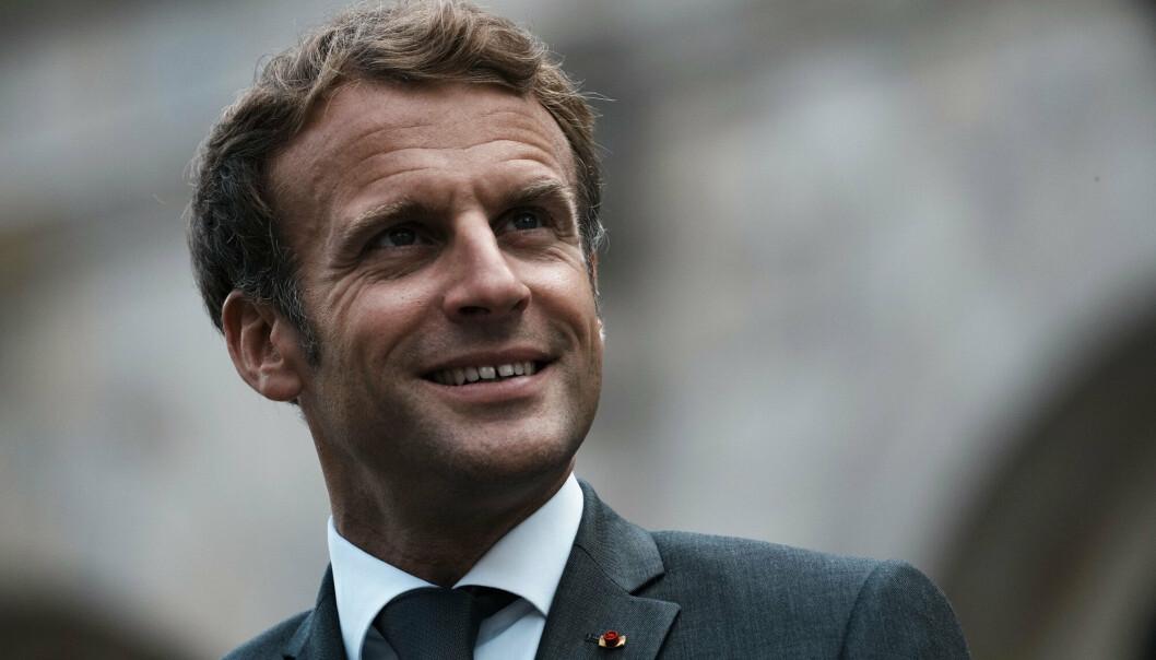 IS: Frankrikes president Emmanuel Macron opplyser at franske styrker har «nøytralisert» lederen for IS i Sahel-regionen.