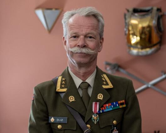 NROF-president Jørn Buø fikk dansk heder