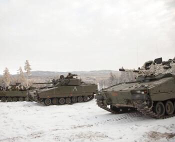 Forsvaret kan kutte klimautslippene med inntil 30 prosent