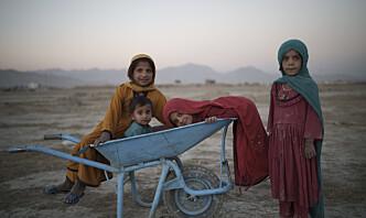 Afghanistans økonomi vingeklippet etter Kabuls fall