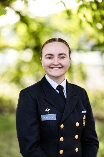 Landstillitsvalgt Sofia Karin Malekas.