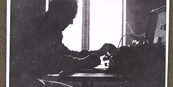 Norske jordbær, Haakon Lie og britisk signaletterretning