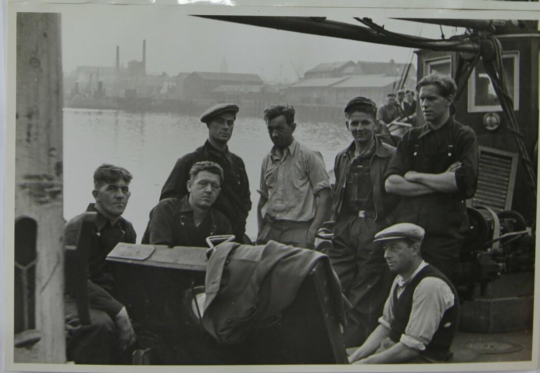Den danske fiskebåten «Lady» vart nytta i den første organiserte sabotasjen mot Noreg frå Storbritannia. Sabotasjegjengen var ein kombinasjon av kvalfangarar, spritsmuglarar, unge patriotar og ein svenske.