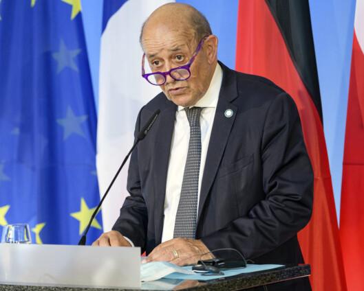 Franske ambassadører kalt hjem i kjølevannet av ubåtskandalen