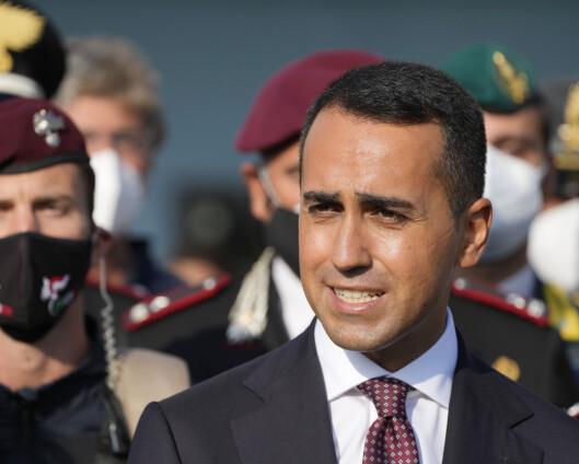 Italia bekrefter G20-møte om Afghanistan