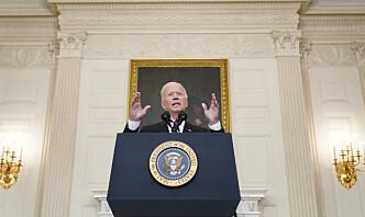 Verdenslederne spisser ørene når Biden taler i FN