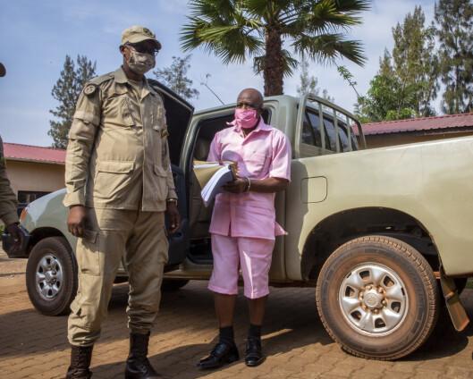 «Hotel Rwanda»-helten dømt for terror