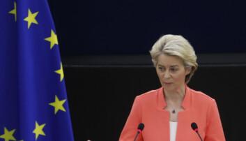 EU-topper hardt ut mot USA i ubåtstriden