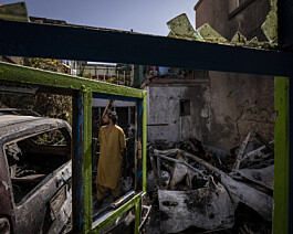 USA lover gransking av feilbombing i Kabul