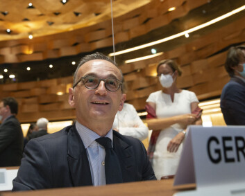 Frankrike trekker seg fra utenriksministermøte etter ubåtstrid