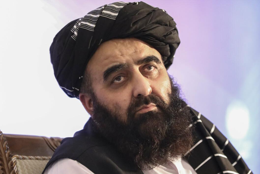 Taliban skal ha utnevnt Amir Khan Muttaqi til utenriksminister.
