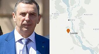 Rådgiveren til Ukrainas president forsøkt skutt på åpen gate