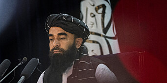 Taliban-talsmann beklager