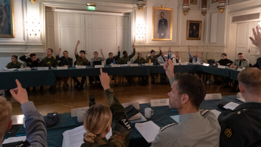 Soldataksjonen i 2022 skal handle om mangfold