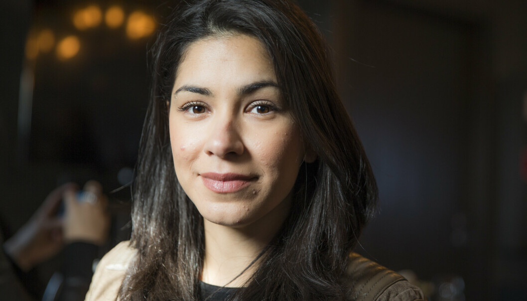 PRIS: Ayesha Wolasmal, her i 2015, er tildelt Ingrid Aunes Minnepris.
