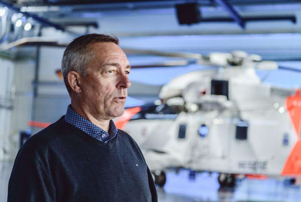 INNGÅR AVTALE: Forsvarsminister Frank Bakke-Jensen møter fredag nordiske kolleger.