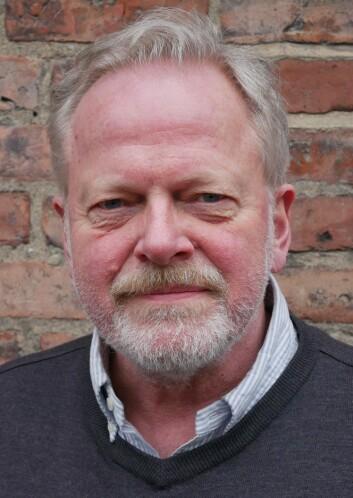 Rådgiver Arne Ørum jobber for skadde veteraner.