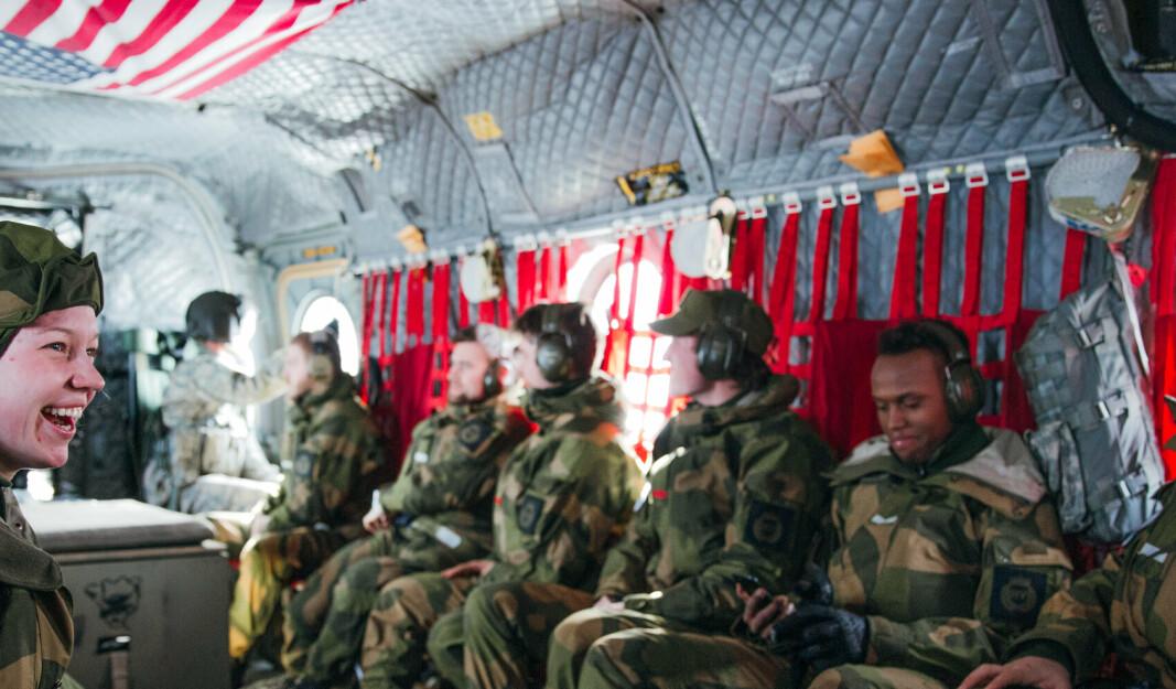 Heimevernet og US National Guard planlegger ny Norex-utveksling