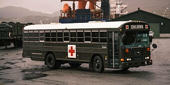 For første gang siden 2003 skal USA forhåndslagre feltsykehus i Norge