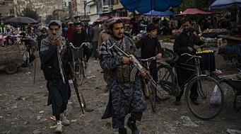 Taliban vil ha internasjonal anerkjennelse