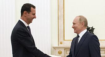 SOHR: Elleve drept i russiske luftangrep i Syria