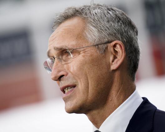 Stoltenberg kritisk til europeisk alternativ til Nato
