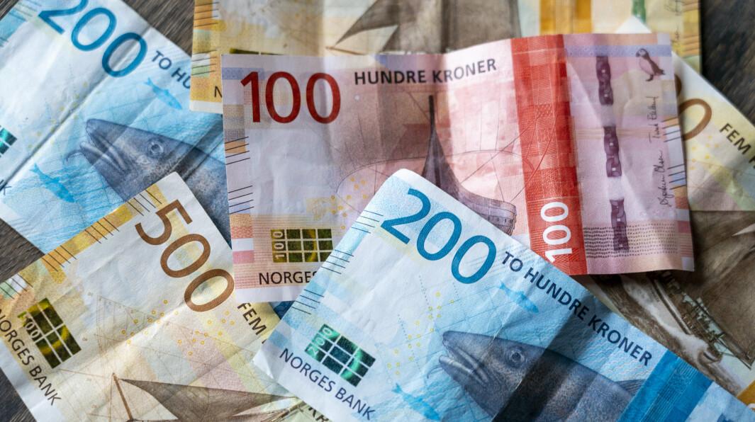ØKNING: Vernepliktige kommer til å få utbetalt 6,6 prosent mer i 2022 enn vernepliktige får i dag.