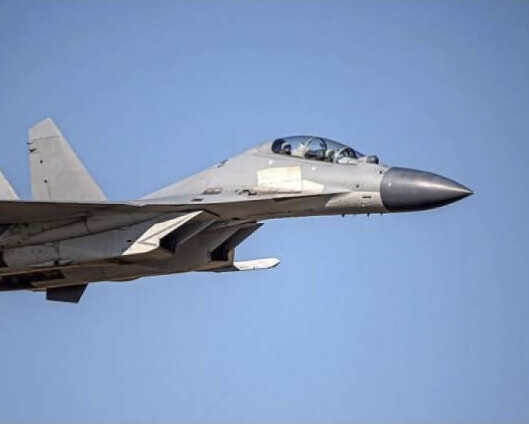 Kina sendte 25 jagerfly mot Taiwan på nasjonaldagen