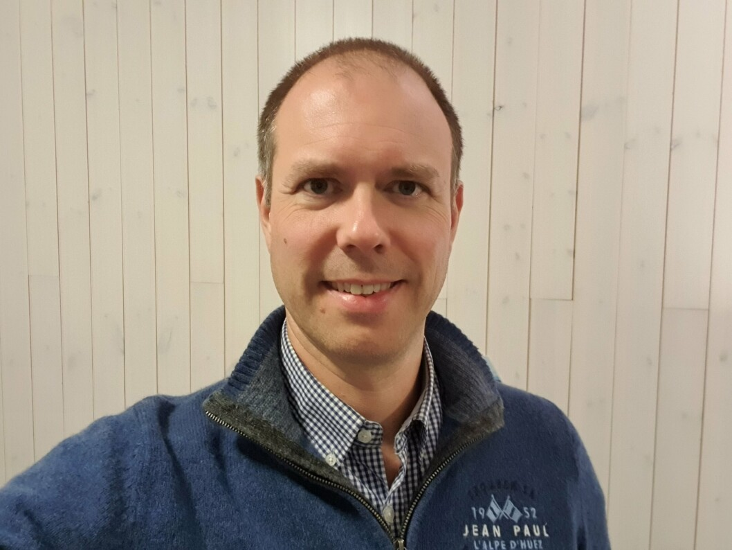 IKKE FRIVILLIG: Harald Ringhus er konvertert for å avslutte innføringen av OMT. Han har forfattet et åpent brev til forsvarssjefen.