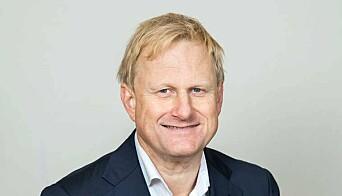 Eirik Trygve Bøe (V) er leder for planavdelingen i Bærum kommune.