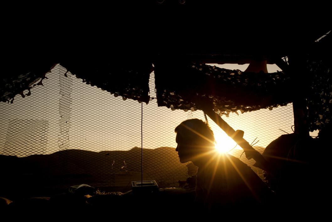 AFGHANISTAN: Generelt viser Afghanistan-undersøkelsen fra 2020 at de aller fleste har gode liv og klarer seg bedre enn gjennomsnittet. Dette bildet er tatt i 2012 i forbindelse med en reportasje i Afghanistan.