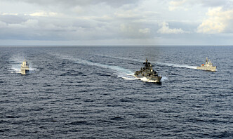 Fiskere hevder russiske militærøvelser går ut over fisket i nord