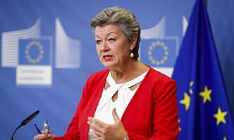 EU-topp: Mulig å ta imot 42.500 afghanere