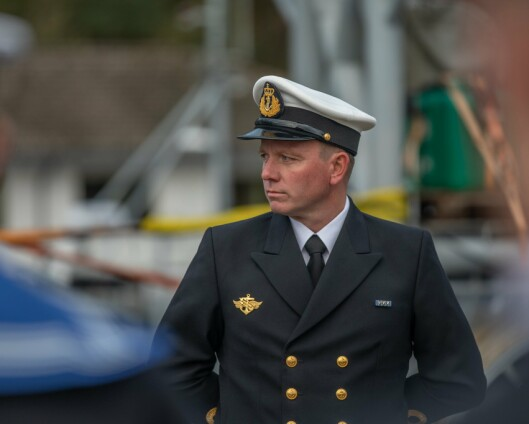 Ny skipssjef på KNM Magnus Lagabøte