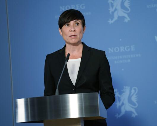 Norske diplomater traff Taliban før helgen