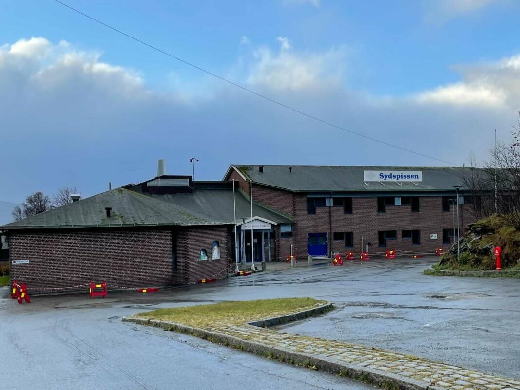 SOLGT: Sydspissen permisjonshotell har fått ny eier. Tromsø kommune ser på flere bruksmuligheter.