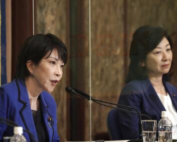 Japans regjeringsparti vil kopiere Nato - går inn for 2-prosentmål