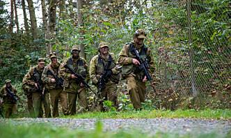 Ny regjering ønsker 8000 flere HV-soldater