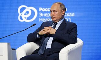 Putin: Ekstremister fra Irak og Syria er aktive i Afghanistan