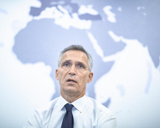 Nato-sjefen: – Sjokkerende nyheter fra Kongsberg