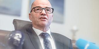 Forsvarsminister Enoksen: – Jeg er skuffet over at Sp ikke nådde fram på Andøya