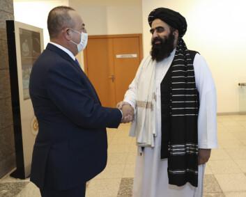 Tyrkia oppfordrer til internasjonalt engasjement med Taliban