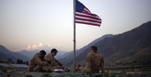 USA tilbyr erstatning til familien til drepte i Afghanistan-angrep
