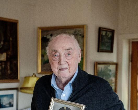 Den siste gjenlevende fra Shetlandsgjengen er død