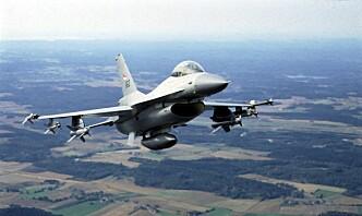 Tyrkia kjøper kampfly fra USA