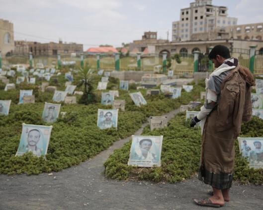 10.000 barn er drept eller skadet i Jemen-krigen, ifølge Unicef