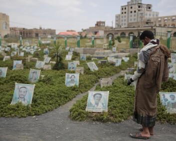 Unicef: 10.000 barn er drept eller skadet i Jemen-krigen