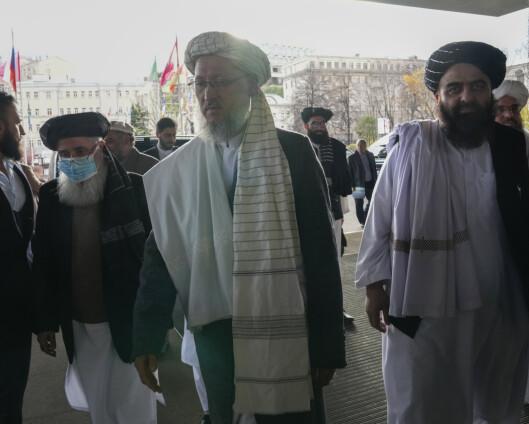 Taliban-minister hyller selvmordsbombere